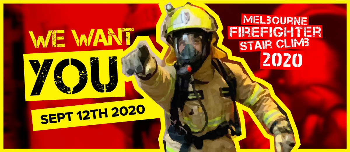 Image result for melbourne firefighters stair climb 2020
