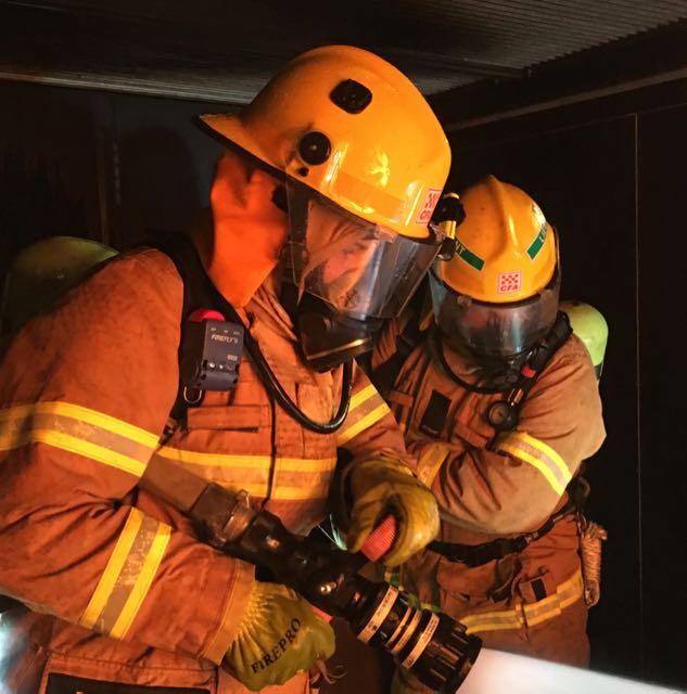 Jody Haberfield – Melbourne Firefighter Stair Climb