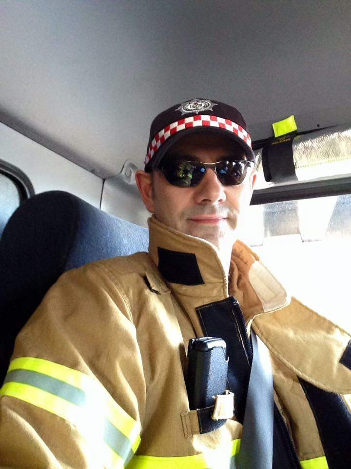 Firefighter sunglasses