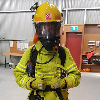 Brenton Doyle Smith Melbourne Firefighter Stair Climb